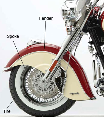 motorcycle wheel inspiration